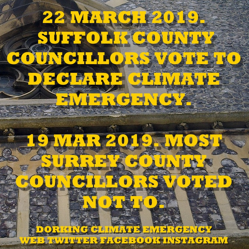 suffolk climate emergency