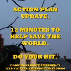action 12 minutes to help save the world april 19