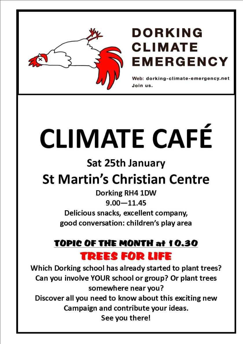 climate Cafe Jan 2020