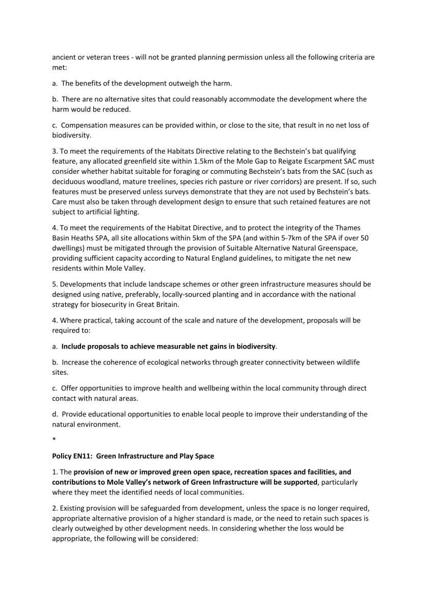 Edited Future Mole Valley – Consultation on Draft Local Plan-13