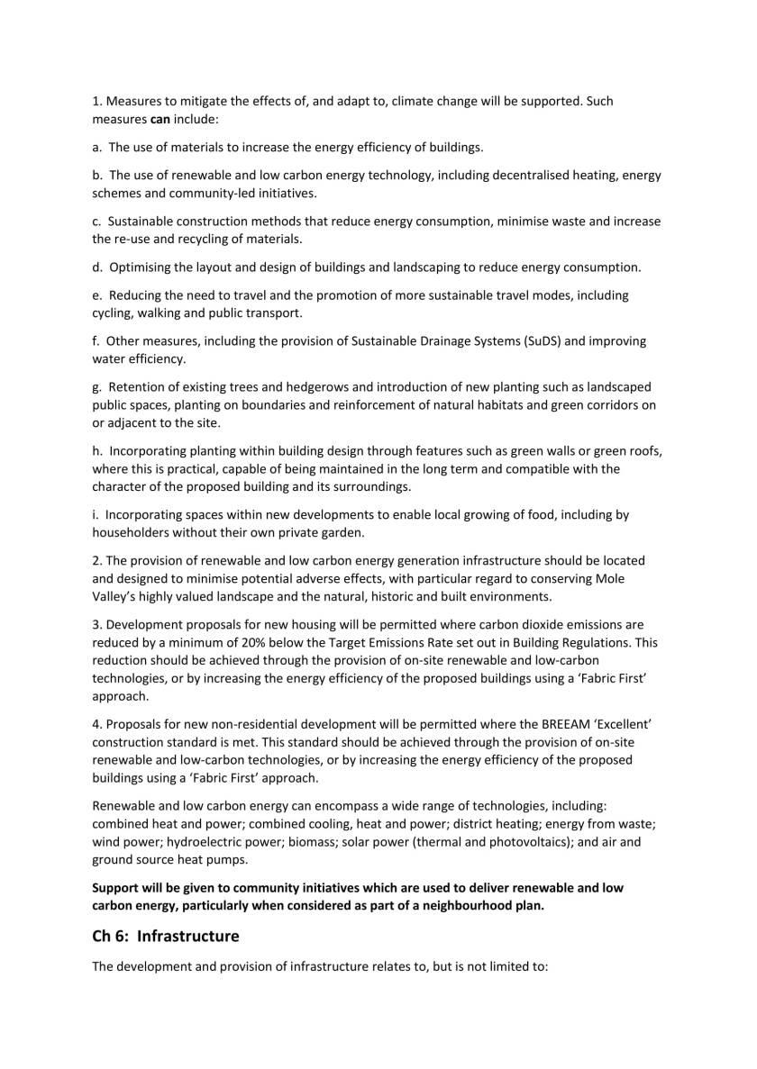 Edited Future Mole Valley – Consultation on Draft Local Plan-15
