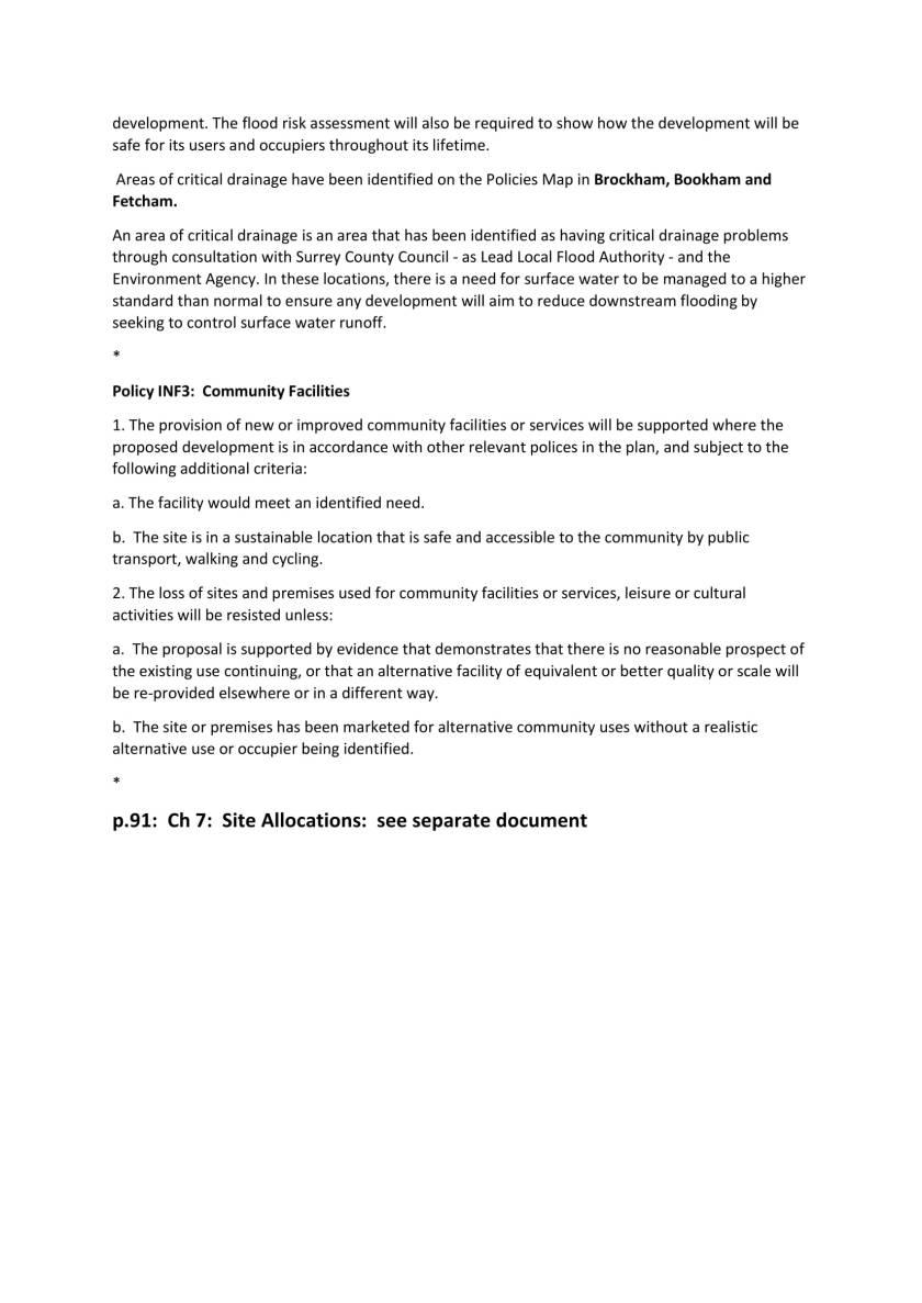 Edited Future Mole Valley – Consultation on Draft Local Plan-18